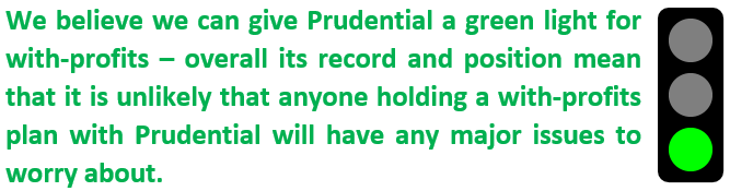 Prudential With Profits